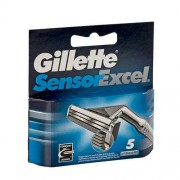 Gillette Sensor Excel (5 piece)
