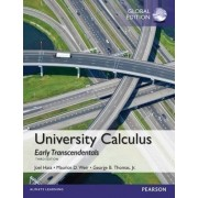 University Calculus, Early Transcendentals by Joel R. Hass