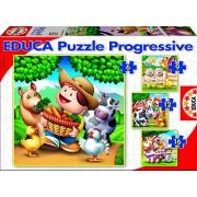 Educa - 14867 - Puzzle - Animaux