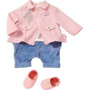Baby annabell Deluxe outdoor kledingset
