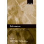 Episteme, etc. by Benjamin Morison