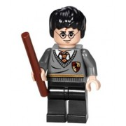 Harry Potter (Gryffindor 2010) - LEGO Harry Potter Minifigure by LEGO