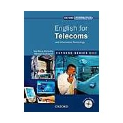 English for Telecoms and Information Technology. Includes MultiROM