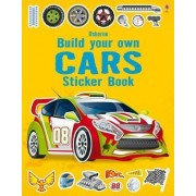 Build Your Own Car Sticker Book by Simon Tudhope