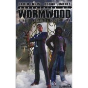 Chronicles of Wormwood: Last Battle v. 2 by Oscar Jimenez