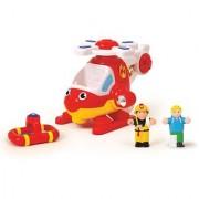 WOW Fire Rescue Rory - Emergency (4 Piece Set)