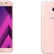 702517 - Samsung A520 Galaxy A5 2017 4G 32GB peach cloud DE