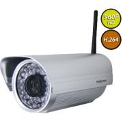 Foscam FI9805W 1.3 Megapixel HD 960p H.264 Wireless/Cavo con Filtro IR-Cut - 40 Metri Lente da 4mm (70° Gradi)