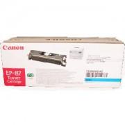 Тонер касета за Canon (EP-87 C) LBP-2410, син (CR7432A003AA)