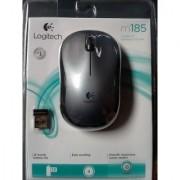 Logitech Wireless Mouse M185 - Gray (910-003204)