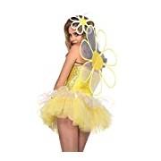 Leg Avenue Daisy Wings (Yellow)