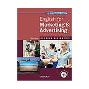 English for Marketing & Advertising - Student Book and MultiROM