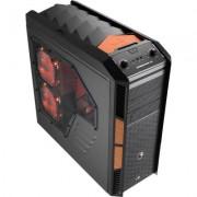 Aerocol Caja Semitorre XPREDATOR X3 EVIL BLACK EDI