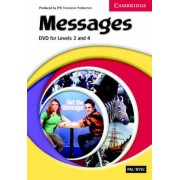 Messages Levels 3 and 4 DVD (PAL/NTSC) with Activity Booklet by Efs Television Production
