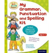 Oxford Reading Tree: Read with Biff, Chip and Kipper: My Grammar, Punctuation and Spelling Kit by Ms Annemarie Young