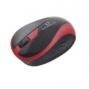 Mouse Esperanza TITANUM BUTTERFLY Optical Wireless TM113R Red