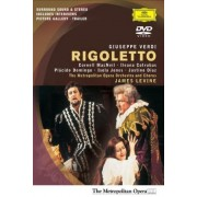 Metropolitan Opera Orchestra, James Levine - Verdi: Rigoletto (DVD)