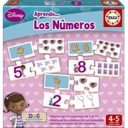Juegos educativos Educa - Doctora Juguetes aprendo los números (16085)