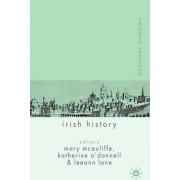 Palgrave Advances in Irish History by Mary McAuliffe
