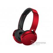 Căști Sony MDRXB650BTR.CE7 EXTRA BASS Bluetooth®, roșu
