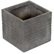 G21 Stone Cube virágcserép 30x30x28.5cm