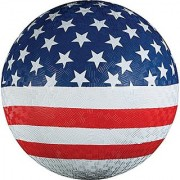 Franklin Sports 8.5 Inch USA Playground Ball