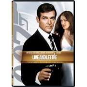 LIVE AND LET DIE SE - 2 discs DVD 1973