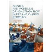 Analysis and Modelling of Non-Steady Flow in Pipe and Channel Networks by Vinko Jovic