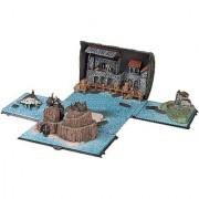 Pirates of the Caribbean Davy Jones Pirate Micro World Treasure Chest