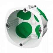 Boîte d'encastrement Multifix Air d. 67mm prof. 47mm - Schneider