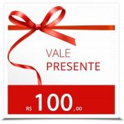 Vale Presente R$ 100,00 (1 fantasia erótica)