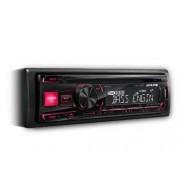 Alpine CDE-180RR Radio para coches de 200 W (4 x 50 W, FM, LW, MW, LCD, CD, DVD), negro