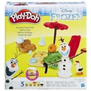 Jucarie Play-Doh Olaf Summertime Featuring Disney Frozen Craft