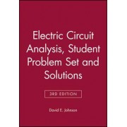Electric Circuit Analysis by D.E. Johnson