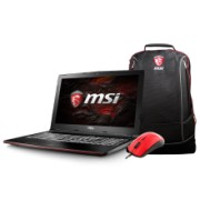 Laptop MSI GP62MVR 6RF Leopard Pro 15.6'', Intel Core i7-6700HQ 2.60GHz, 16GB, 1TB, NVIDIA GeForce GTX 1060, Windows 10 Home 64-bit, Negro - Incluye Mochila y Mouse