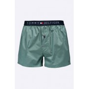 Tommy Hilfiger - Boxerky Woven Cotton - zelená, XL