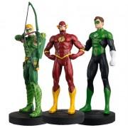 Coffret Collector Justice League : Flash, Arrow & Green Lantern