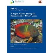A Rapid Marine Biological Assessment of Timor-Leste by Mark V. Erdmann