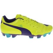 Puma evoPOWER 4 FG Running Shoes(Yellow)