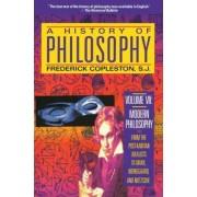 A History of Philosophy: Modern Philosophy - Fichte to Nietzsche v. 7 by Frederick C. Copleston