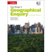 Collins KS3 Geography by Rebecca Kitchen