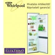 Whirlpool ART 6610 alulfagyasztós beépíthető hűtőszekrény
