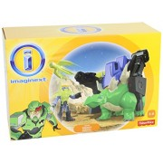 Imaginext - Grandi Dinosaurs: Stegosaurus (Mattel CBC60)