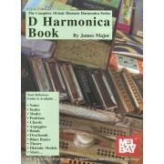 D Harmonica Book by James Major