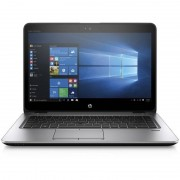 Laptop HP Elitebook 840 G3 14 inch HD Intel Core i5-6200U 4GB DDR4 500GB HDD FPR Windows 10 Pro downgrade la Windows 7 Pro Silver