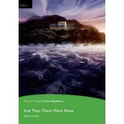 Level 3: And Then There Were None Book and Multi-ROM with MP3 Pack by Agatha Christie