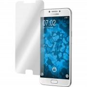 8 X Samsung Galaxy C5 Pro Film De Protection Clair Phonenatic Protecteurs Écran