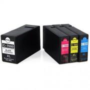 COMPATIBLE CANON PGI-1600XL HC BLACK PRINTER INK CARTRIDGE