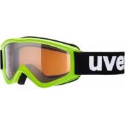 UVEX speedy pro Gogle Dzieci zielony Gogle narciarskie