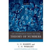 An Introduction to the Theory of Numbers by G. H. Hardy